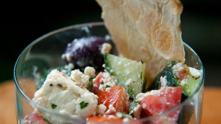 Para modificar a salada de sempre