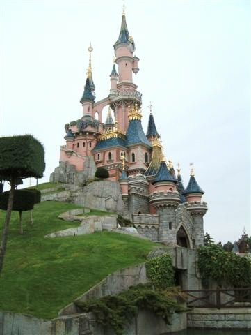 Beautiful Castle in France. The inspiration for Sleeping Beauty's castle!!!