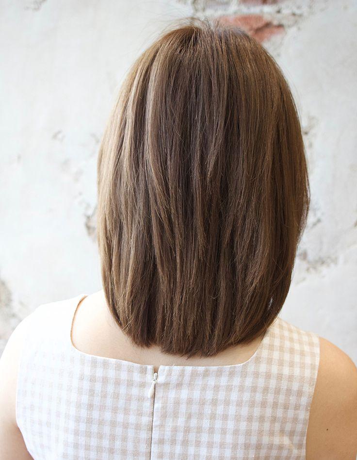 うるつやミルクティーベージュ(TK−47)   ヘアカタログ・髪型・ヘアスタイル AFLOAT(アフロート)表参道・銀座・名古屋の美容室・美容院