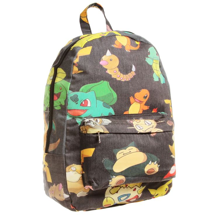 POKEMON BACKPACK - PREORDER love.thegoodbags.com Biggest sale of the season. Michael Kors Jet Set Scarf Large Grey///$61.99