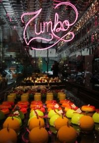 Our South Yarra patisserie is our first venture into Victoria! Hundreds of mirrored panels and pink neon dominate the modern interior, reflecting Adri...