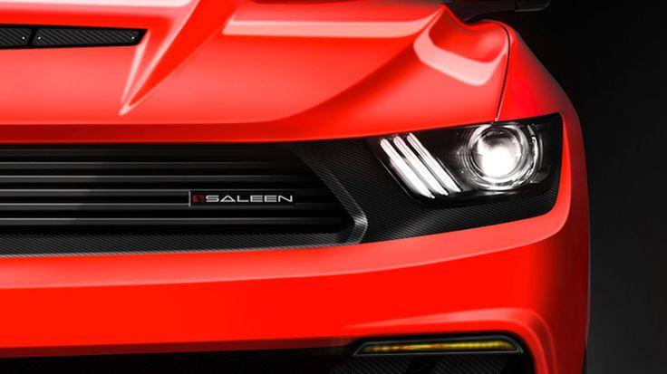 2015 Saleen Mustang S302   TractionLife.com