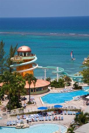 Set In Ocho Rios Sunset Jamaica Grande Resort Offers A