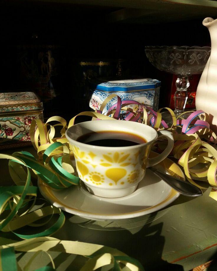 Retikka coffecup by Arabia