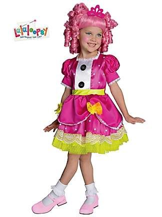 Lalaloopsy costume from the Catch My Party Store! #costume #lalaloopsy