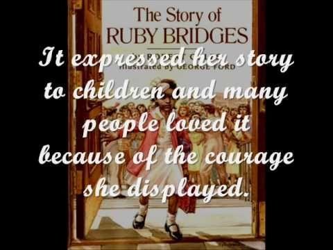 Ruby Bridges Quotes 19 Best Ruby Bridges Images On Pinterest  Black History Month