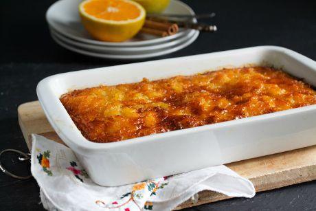 Πορτοκαλόπιτα η λατρεμένη μας! Αυτή η εύκολη συνταγή θα σας κάνει να φτιάχνετε το υπέροχο αυτό γλυκό ακόμα πιο συχνά!