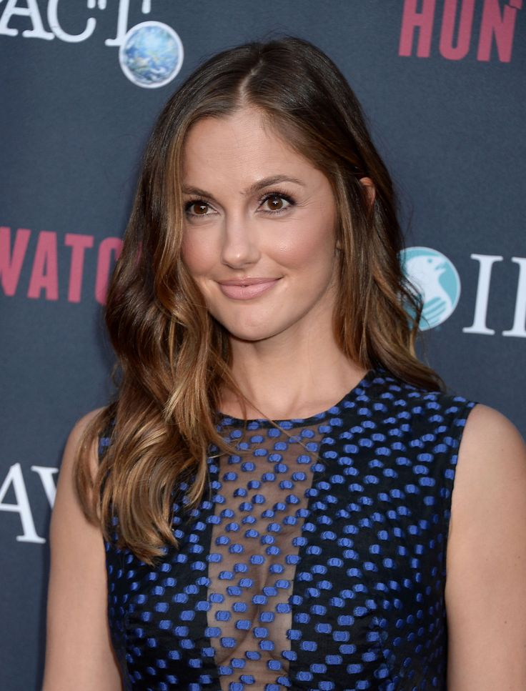 Minka Kelly at the 'Huntwatch' Screening, Los Angeles (15 September, 2016)