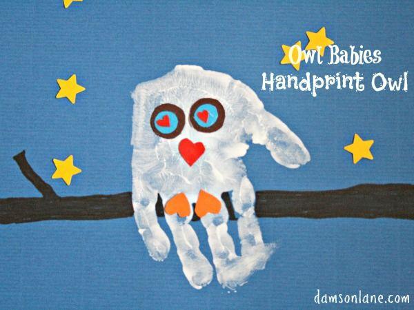 Owl Babies Activities