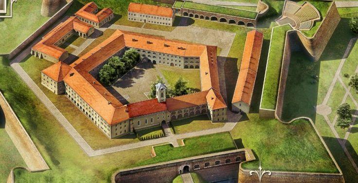 Cetatea Oradea. În trecut spre viitor