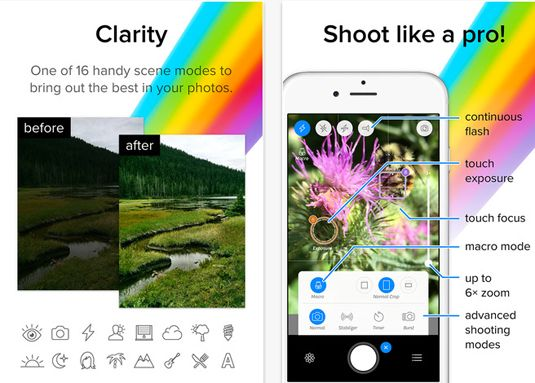 Best photo apps Camera