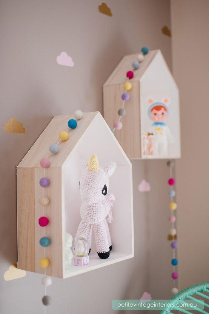 Kids Room | Quarto criança Mini house | girls | meninas casinha