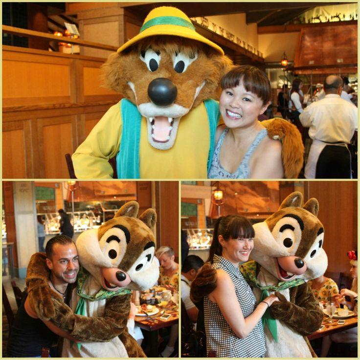 Disney Character Breakfast! Top 8 Tips for Visiting Disneyland + California Adventure.