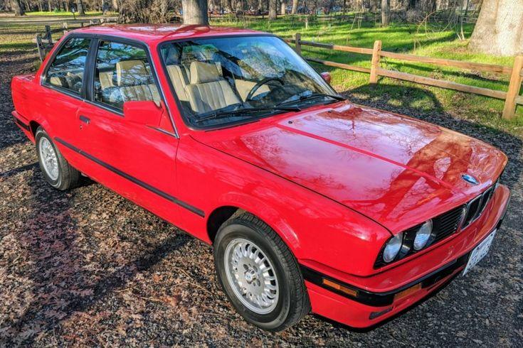 1990 BMW 325i 5Speed Bmw, Manual transmission, Classic
