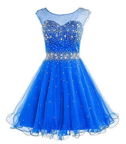 Short Homecoming Dress,make to order