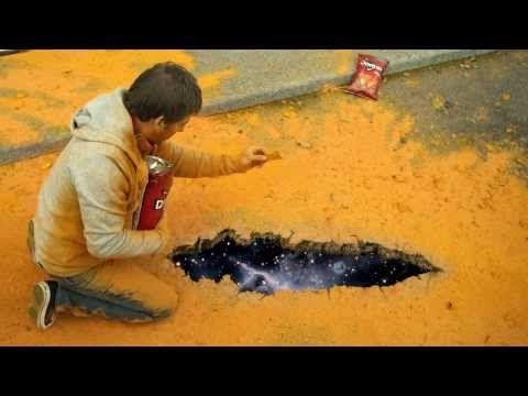 Doritos Super Bowl commercial 2014 - The Rift