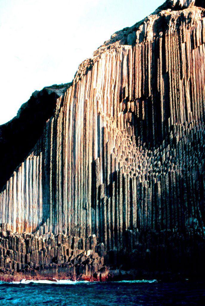 Los Órganos. Isla de La Gomera.                                                                                                                                                                                 More