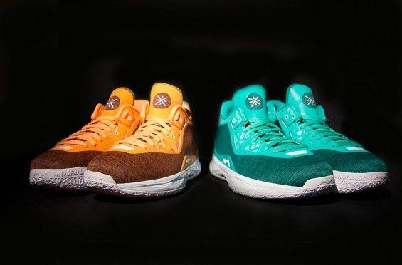Release Date: Li-Ning Way Of Wade 4 Chicago & Miami Pack on http://SneakersCartel.com | #sneakers #shoes #kicks #jordan #lebron #nba #nike #adidas #reebok #airjordan #sneakerhead #fashion #sneakerscartel http://www.sneakerscartel.com/release-date-li-ning-way-of-wade-4-chicago-miami-pack/