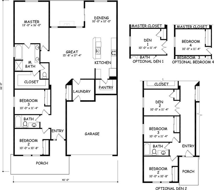 Hayden Homes- The Orchard This Is Our Floor Plan But We