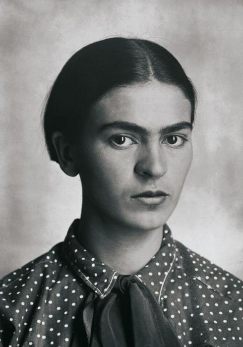 Retrato de Frida Kahlo by Guillermo Kahlo, México, ca. 1926