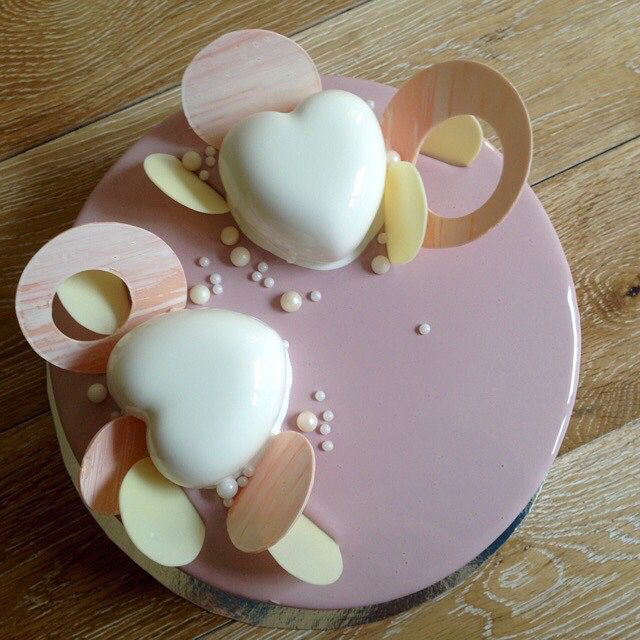 17 Best Images About Mirror Glaze Cakes On Pinterest