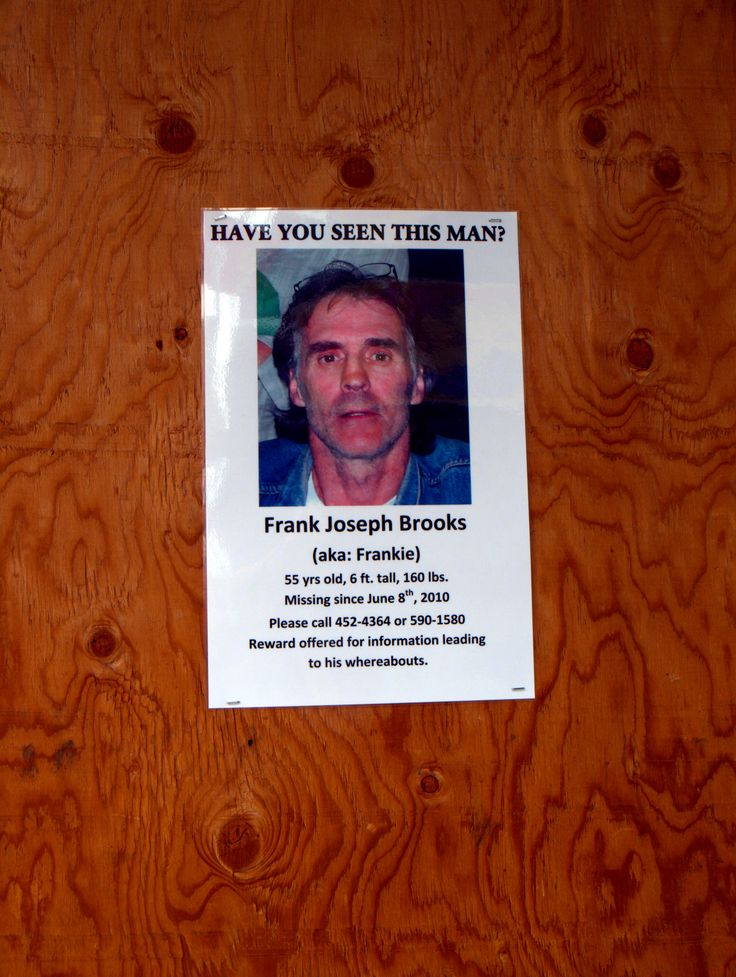 Wandering In Fairbanks Stephen Cysewski Missing Person Fairbanks - missing person posters