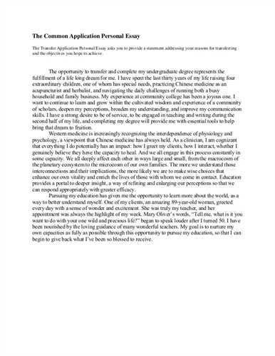 the common application essay | admission essay | Pinterest | Resume ...