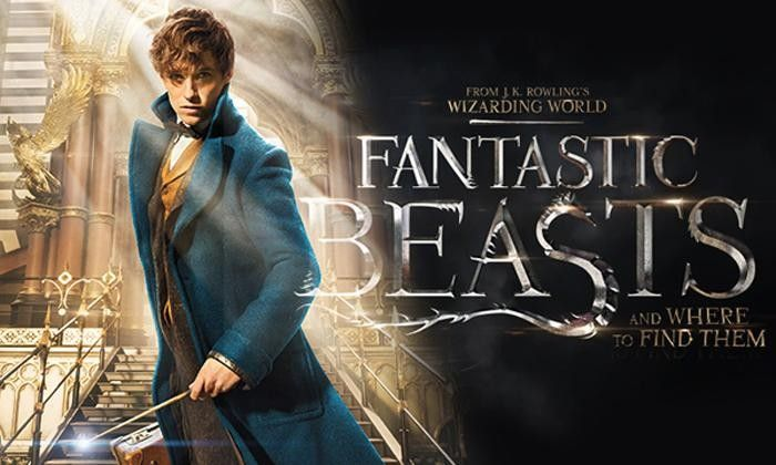 Dunia penyihir karya J.K. Rowling hidup kembali dalam