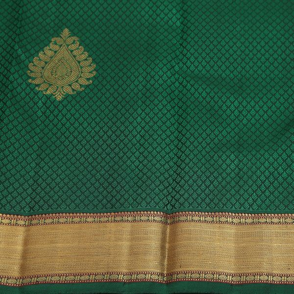 Sarangi Handwoven Kanjivaram Silk Saree - 540126615 | Sarangi * Feel Beautiful