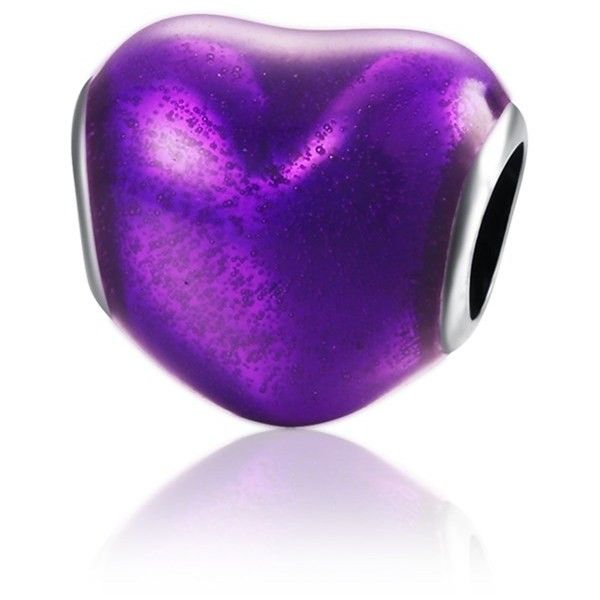 Rubique Jewelry .925 Sterling Silver Purple Citrine Charm ($14) ❤ liked on Polyvore featuring jewelry, pendants, purple, pendant charms, citrine jewelry, sterling silver charms, sterling silver jewelry and purple pendant