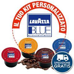 300 CAPSULE LAVAZZA BLUE A SCELTA