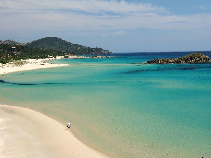 Tuerredda_beach, Sardinia