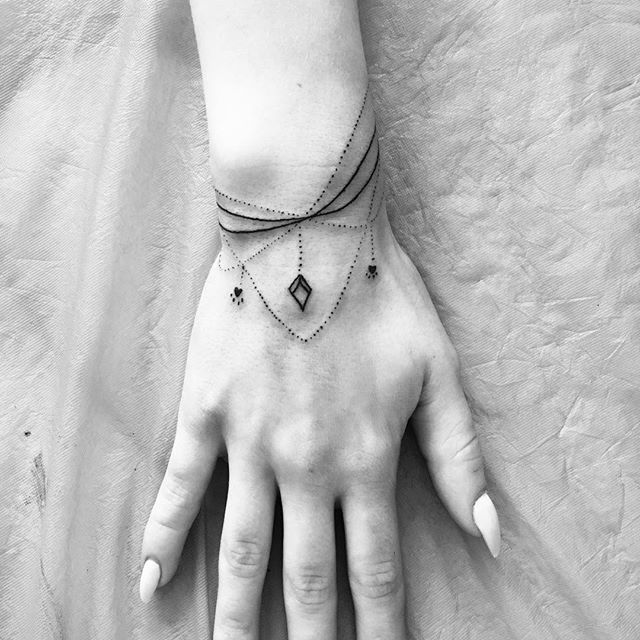 #bracelet#tattoo#ink#inked