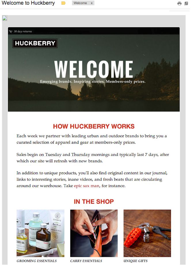 How to Write An Effective Welcome Email (13 Examples and 3 Templates You Can Steal Today)
