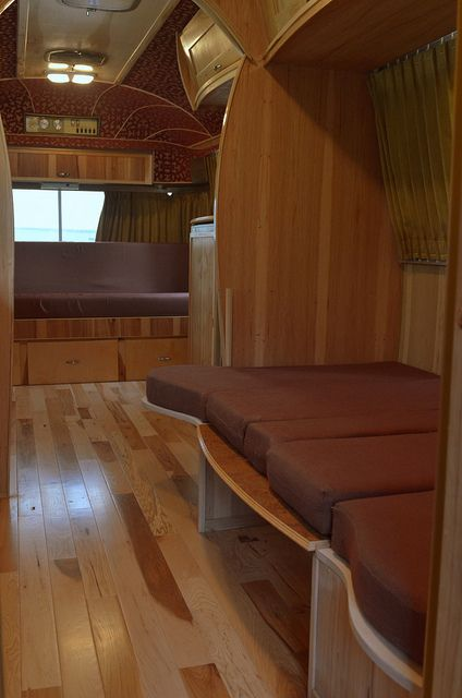 Airstream Travel Trailer >> Restroom view by 1970 Airstream Tradewind, via Flickr # ...