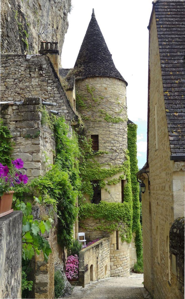 La Roque-Gageac, France © gt