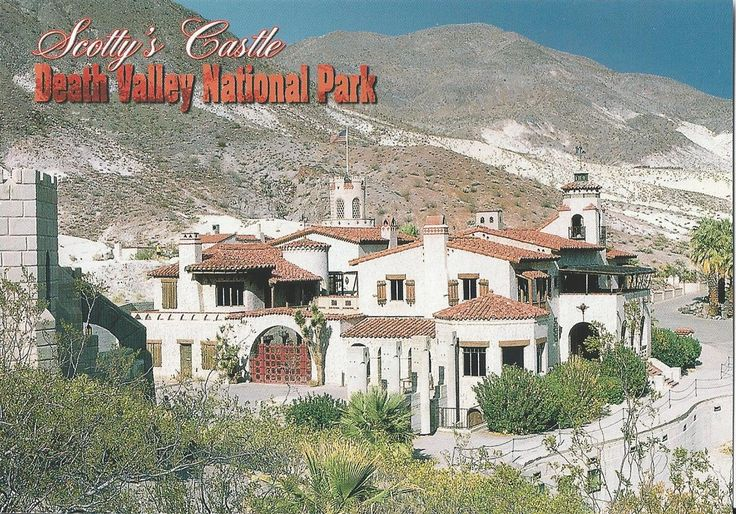 Scotty's Castle Death Valley, CA   Been There - Done That ...