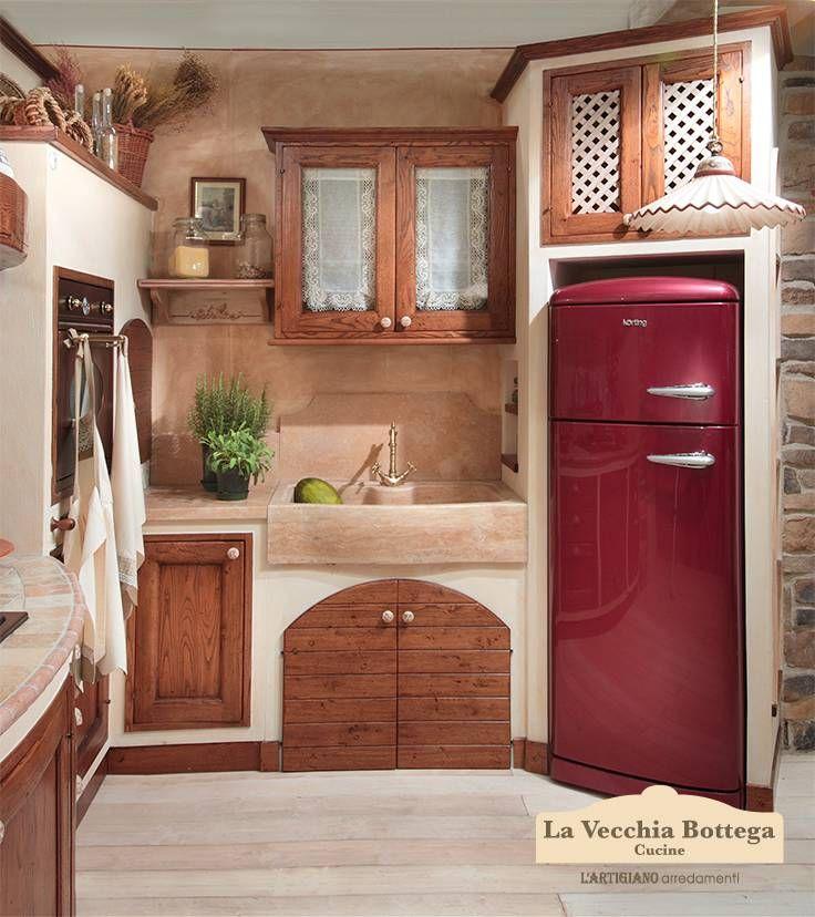 Gallery cucine in muratura Rhonda