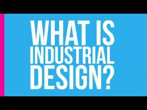 What is industrial design? [VIDEO] - http://design-index.net/what-is-industrial-design-video/