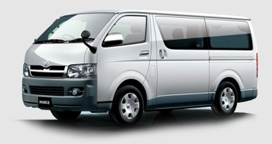 For your party of up to 15, the Toyota Hiace bus is the vehicle of choice. If you don't wish to do the driving yourself, ask about our driver/chauffeur service. E-mail info@avis.com.jm or call our office at (876) 926-8021 or 1-800-348-5398 (Toll Free from the US)