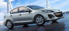 Mazda 3-sedan - 4door