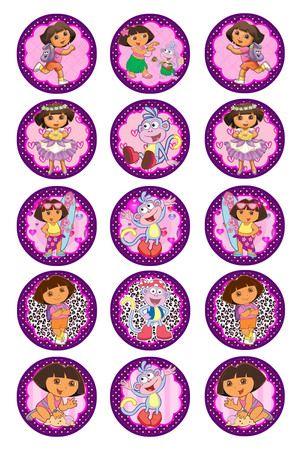 free bottle cap images | Free Stuff: 15 Dora the Explorer Bottle Cap Images - Listia.com ...