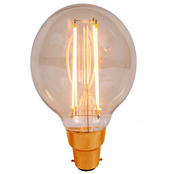 Save Energy In Style With Bell Lightingu0027s Vintage LED Filament Bulbs, New  To UK Electrical Supplies.