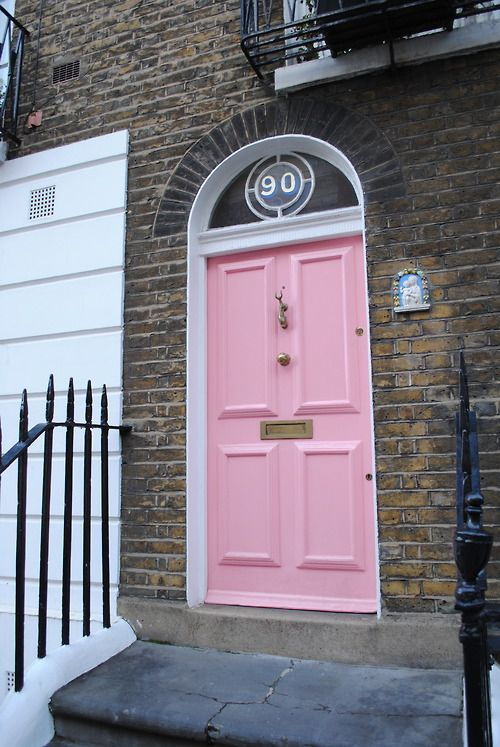 I want to be the girl behind the pink door. & 148 best Pink doors NOT pink houses I like... images on Pinterest ... pezcame.com