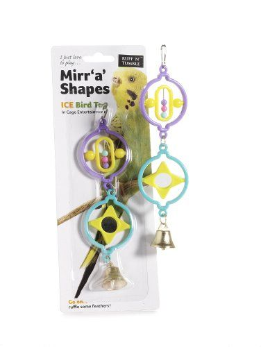 how to make budgie toys