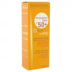 BIODERMA PHOTODERM MAX SPF50+ ULTRA-FLUIDE TEINTEE 40ML