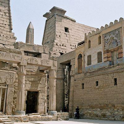 Luxor - Tempel