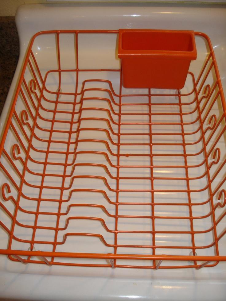 Dish Drainer- My Mom had this