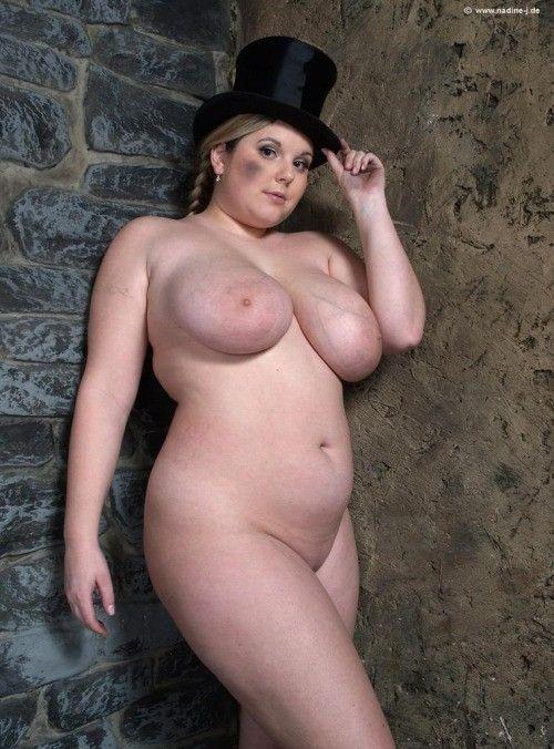 Chubby nude adults