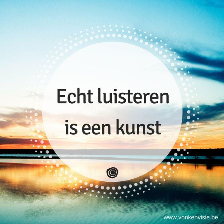 'ERKENNEND LUISTEREN' Nascholing met Maarten Van de Broek 9 en 10 februari - Vonk en Visie Vormingscentrum  http://ift.tt/2is3glG